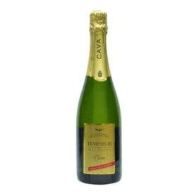 お酒 母の日 ギフト テンプス・トレス カヴァ ブリュット レゼルヴァ 白 750ml 6本 スペイン トレ・オリア スパークリングワイン コンビニ受取対応商品 ヴィンテージ管理しておりません、変わる場合があります プレゼント ケース販売