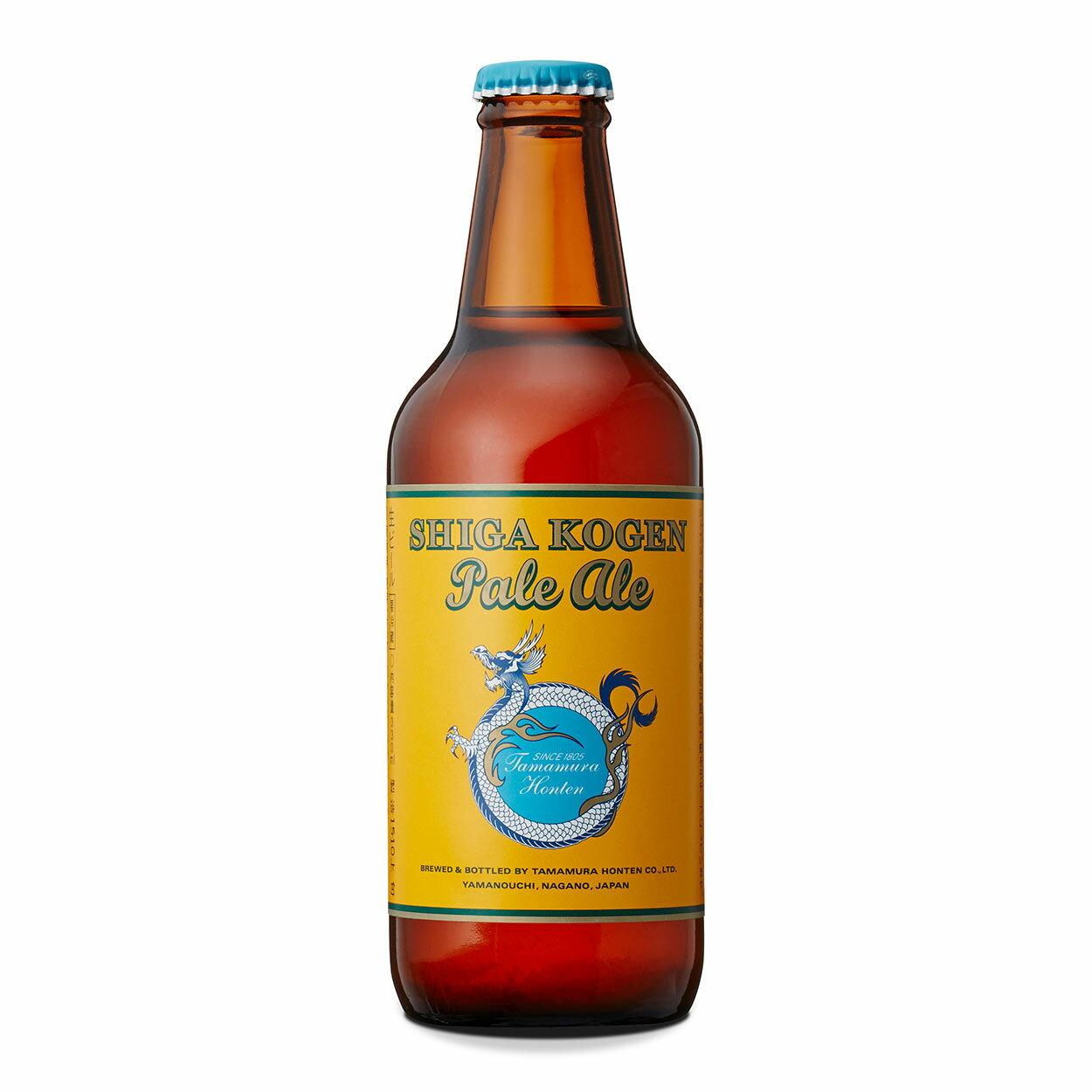 【お歳暮 ギフト】志賀高原ビール ペールエール 330ml 24本 長野県 玉村本店 クラフトビール ケース販売