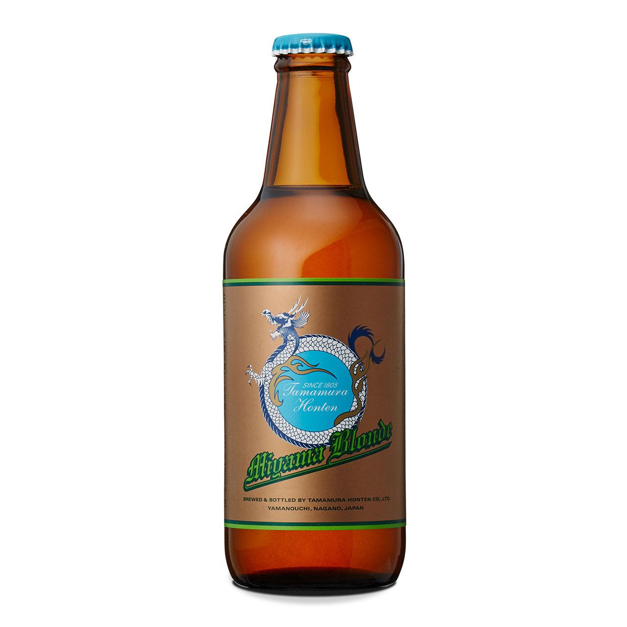 【お歳暮 ギフト】志賀高原ビール ミヤマブロンド 330ml 24本 長野県 玉村本店 クラフトビール ケース販売