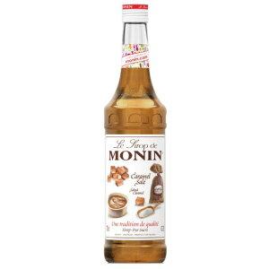 お歳暮 ギフト MONIN ソルテッドキャラメル シロップ 700ml モナン ノンアルコールシロップ あす楽 コンビニ受取対応商品 はこぽす対応商品 プレゼント