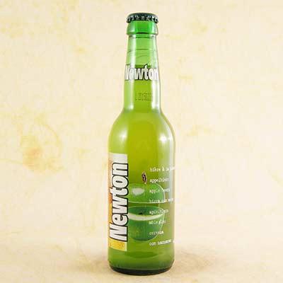 【お年賀 ギフト】ニュートン(青りんご)330ml 24本 ベルギービール クラフトビール ケース販売