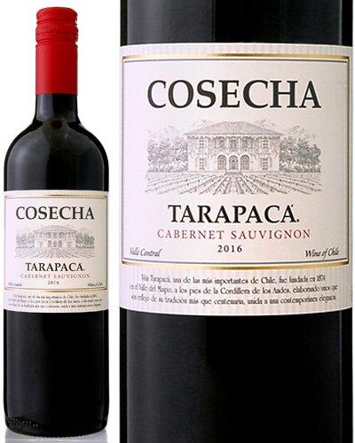 父の日 ギフト コセチャ・タラパカ カベルネ・ソーヴィニヨン 赤 750ml チリ 赤ワイン 辛口 ミディアムボディ コンビニ受取対応商品 ヴィンテージ管理しておりません、変わる場合があります ラッキーシール対応