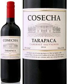 お酒 父の日 ギフト コセチャ・タラパカ カベルネ・ソーヴィニヨン 赤 750ml チリ 赤ワイン 辛口 ミディアムボディ コンビニ受取対応商品 ヴィンテージ管理しておりません、変わる場合があります プレゼント