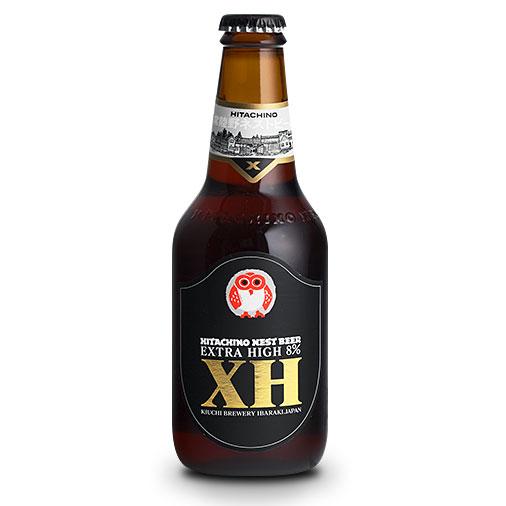 【お歳暮 ギフト】常陸野ネストビール エキストラハイ 330ml×24本 茨城県 木内酒造 ビール 国産クラフトビール・地ビール ケース販売 楽ギフ_のし