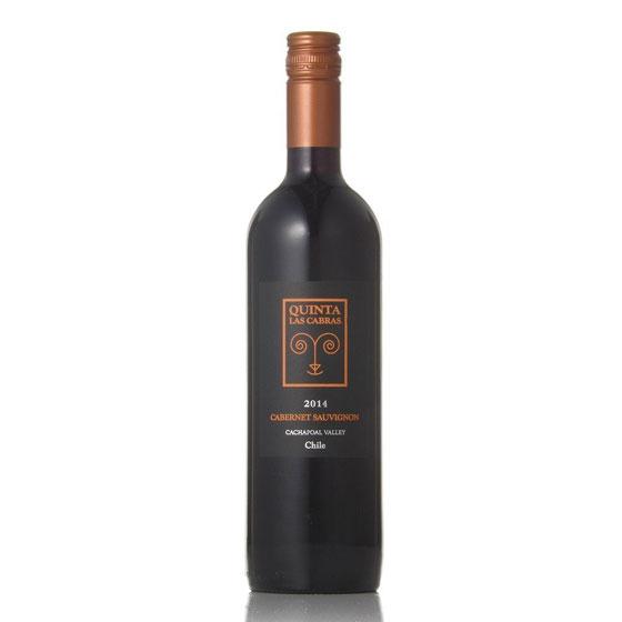 遅れてごめんね 父の日 ギフト キンタ・ラス・カブラス カベルネソーヴィニヨン 赤 750ml チリ ヴィーニャ・ラ・ローサ 赤ワイン コンビニ受取対応商品 ヴィンテージ管理しておりません、変わる場合があります