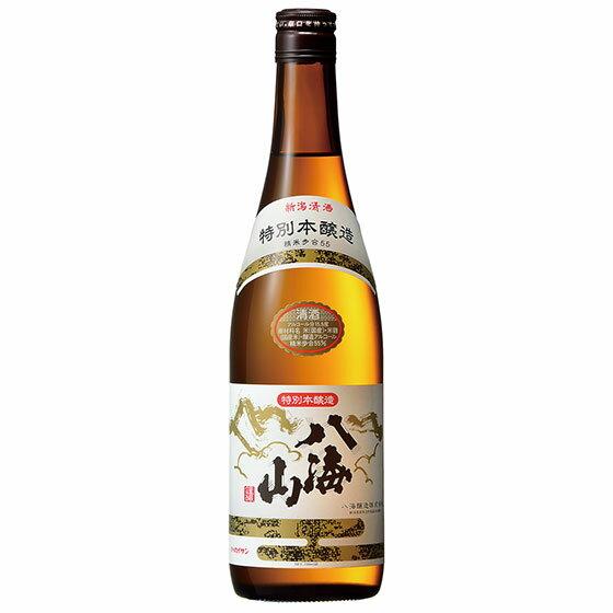 【お年賀 ギフト】八海山(はっかいさん) 特別本醸造 720ml 新潟県 八海山 日本酒 あす楽 コンビニ受取対応商品 はこぽす対応商品