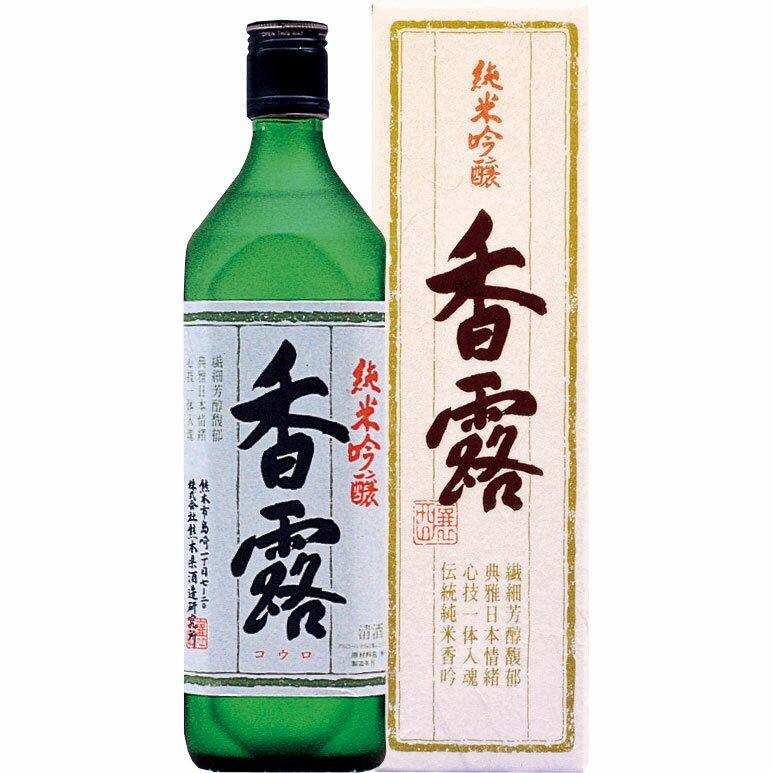 【お年賀 ギフト】香露(こうろ) 純米吟醸 720ml 熊本県 熊本県酒造研究所 日本酒 コンビニ受取対応商品