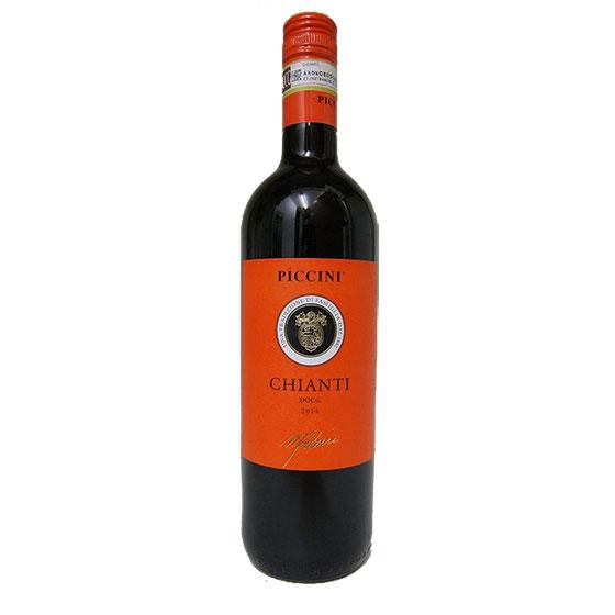 【お年賀 ギフト】ピッチーニ キャンティ 赤 750ml イタリア トスカーナ 赤ワイン コンビニ受取対応商品 ヴィンテージ管理しておりません、変わる場合があります