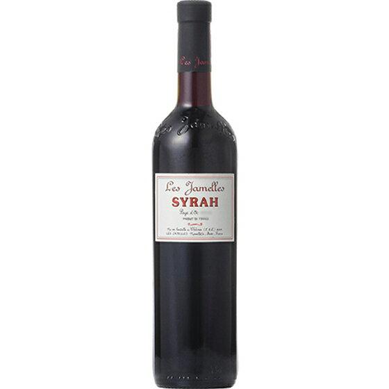 【お年賀 ギフト】レ・ジャメル シラー 赤 750ml フランス ラングドック 赤ワイン コンビニ受取対応商品 ヴィンテージ管理しておりません、変わる場合があります