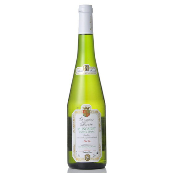 父の日 プレゼント ギフト ミュスカデ・セーヴル・エ・メーヌ・シュル・リー / バール・フレール 白 750ml 12本 フランス ロワール 白ワイン コンビニ受取対応商品 ヴィンテージ管理しておりません、変わる場合があります ケース販売 送料無料 ラッキーシール対応