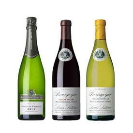 【キャンペーン実施中】お酒 お歳暮 ギフト ルイ・ラトゥール 代表品種セット 750ml 3本 赤白 ワインセット フランス 白ワイン 赤ワイン プレゼント