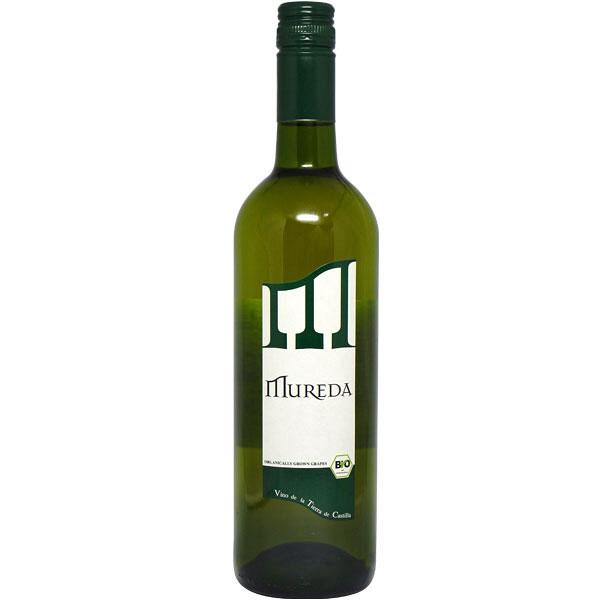 遅れてごめんね 父の日 ギフト ムレダ オーガニック・ブラン 白 750ml スペイン ムレダ 白ワイン コンビニ受取対応商品 ヴィンテージ管理しておりません、変わる場合があります