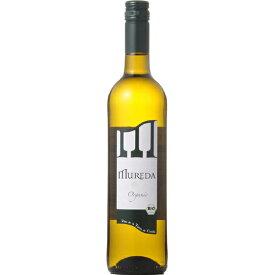 お酒 母の日 ギフト ムレダ オーガニック・ブランコ 白 750ml 12本 スペイン ラ・マンチャ 白ワイン コンビニ受取対応商品 ヴィンテージ管理しておりません、変わる場合があります ケース販売 プレゼント