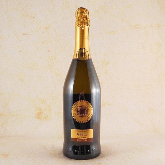 遅れてごめんね 父の日 ギフト グレラ・スプマンテ・エクストラ・ドライ アストリア アントニーニ・チェレーザ 白 750ml イタリア スパークリングワイン コンビニ受取対応商品 ヴィンテージ管理しておりません、変わる場合があります