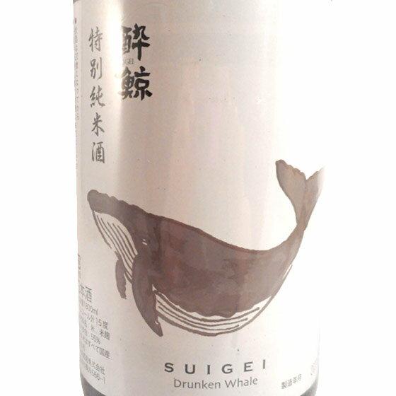 【お年賀 ギフト】酔鯨 特別純米酒 1.8L 高知県 酔鯨酒造 日本酒 コンビニ受取対応商品