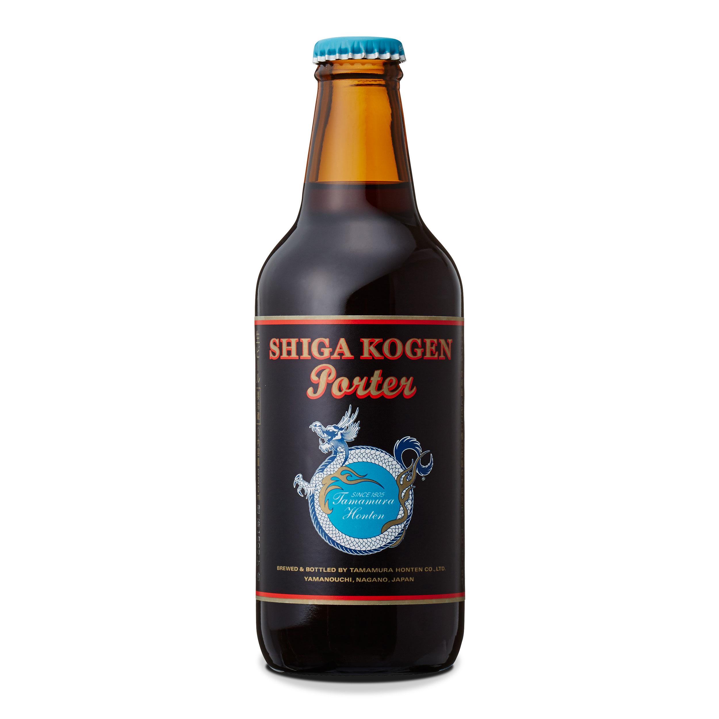 【お歳暮 ギフト】志賀高原ビール ポーター 330ml d120 24本 長野県 玉村本店 クラフトビール ケース販売