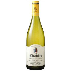 お酒 父の日 ギフト プレゼント シャブリ / ジャン・ポール・エ・ブノワ・ドロワン 白 750ml 12本 フランス ブルゴーニュ 白ワイン コンビニ受取対応商品 ヴィンテージ管理しておりません、変わる場合があります ケース販売 送料無料