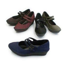 パンプス レディースシューズ レディースファッション 靴 新型ソール 2本ストラップ 22.0 24.5 5色展開 秋冬 新型ウェッジソール ステッチダウン方式 ウェッジソール 安定感のある履き心地 飽きのこない 2ストラップ付き 厚パン ストラップシューズ 深みのある オトナな印象