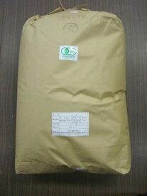 有機JAS認定 太陽の有機米(つがるロマン) 玄米 30kg※自然農法米 30年度米(TZ)