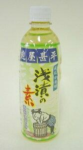 麹屋甚平 浅漬けの素 500ml (米ぬか発酵・無添加)(HZ)