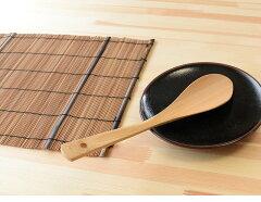 炒飯べら左利用【竹の料理べら】