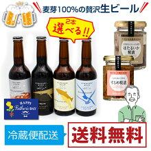 父の日ギフト2018【選べる】城崎ビール2本セット