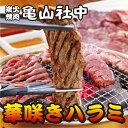 炭火焼肉 亀山社中 華咲きハラミ 300g【あす楽】【RCP】