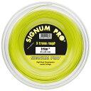 シグナムプロ トリトン(1.18/1.24/1.30mm) 200Mロール 硬式テニス ポリエステル ガット Signum Pro Triton 200m ro...