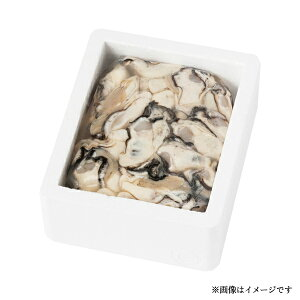 広島牡蠣老舗の味!特選むき身牡蠣2kg[生食用]