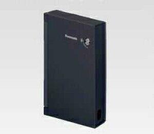 WTC7981B パナソニック コスモシリーズワイド21 防雨スイッチガードプレート(1連用)(簡易鍵付)(ブラック)