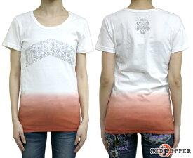 REDPEPPER グラデージョンロゴTシャツ No.61LT-37