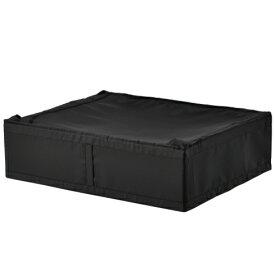 【IKEA (イケア)】SKUBB-スクッブ- 収納ケース ブラック 69×55×19 cm 通販 収納ボックス 黒