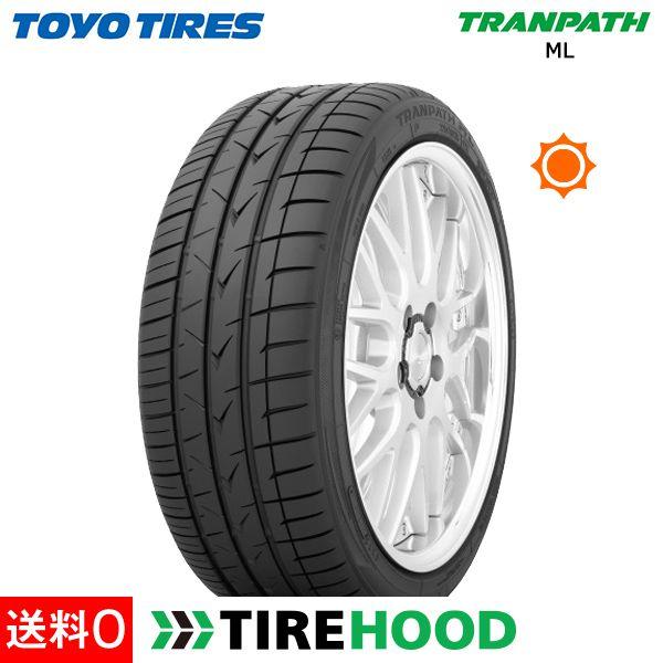サマータイヤ トーヨータイヤ TRANPATH トランパス ML 215/65R16 98H タイヤ単品1本