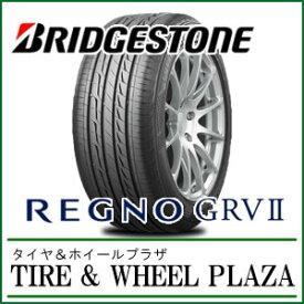 ミニバン専用 235/50R18 ブリヂストン REGNO レグノ GRV2 タイヤ 2019年製