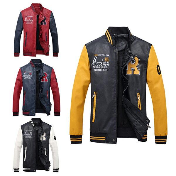 レザージャケット フェイクレザー ジャケット ライダースジャケット メンズ ジャケット 黒 革ジャン 皮ジャン ジャンパー ブルゾン アウター