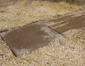 【腐らない本格派の枕木】ブラッドストーン社製 ログ・コーナー 10枚セット(250mm)英国製 コンクリート 枕木