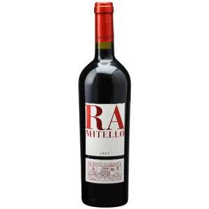 ラミテッロ ロッソ ディ マーヨ ノランテ 赤 ミディアムボディ モンテプルチャーノ80% アリアーニコ20% イタリア 750ml 酒 送料別