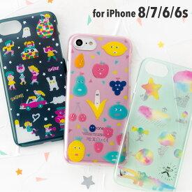 6a6163636a iPhone7 ケース iPhone6 iPhone6s 対応 かわいい iPhoneケース スマホケース 背面ハードカバー AIUEO (APH7)