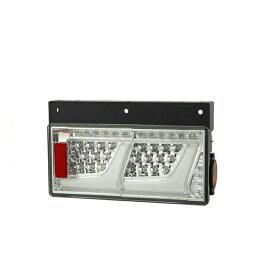 小糸製作所(KOITO) 2連LEDテールランプ L/R [クリアVer:リレー付] [LEDRCL-24L2SC_24R2SC]