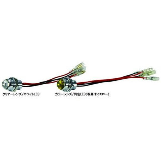 JET LED1パイロットランプ0.5W 24v専用 ※6色 入り数:1個 [528234_248][LD-03]