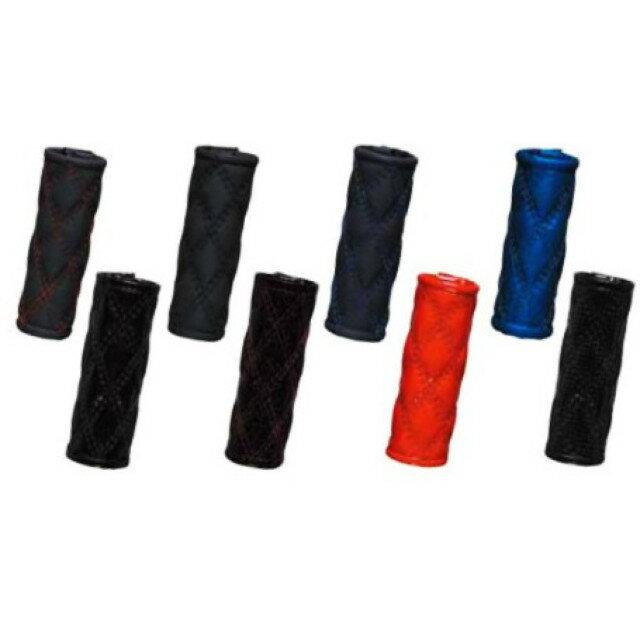JET モコモコブレーキカバーWステッチ [多色タイプ] 120mm(25〜30φのハンドブレーキレバーに適合)※全22色 [594450-594471]