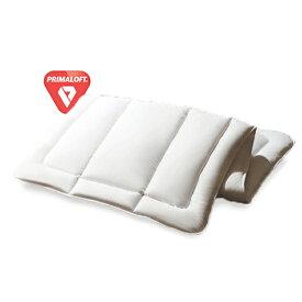 プリマロフト オーバーレイ 敷きパッド セミダブル 人工羽毛 洗濯できる 洗える 暖かい 送料無料