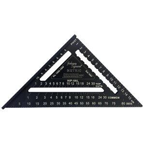 Johnson Level(ジョンソンレベル) 18cmアルミスクエア定規 Johnny SquareR ツーバイフォー丸鋸ガイド