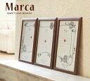【送料無料】【20%割引】「Marca」サンクスボード(3枚組)【記念品】結婚式 ウェディングツリー ウェルカムボード …