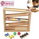 [木のおもちゃ あかちゃん コースター]吊橋ミニコースター(出産祝い 木製レール 0歳 1歳 2歳 3歳 誕生日 プレゼント)…
