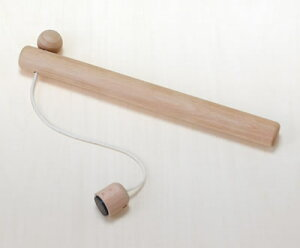 木のおもちゃ釣竿【 たいりょう魚釣り専用】(ゲーム)[名入れOK A]【 出産祝い 】