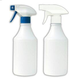 スプレーボトル500ml ガンボトル 霧吹き トリガータイプ 詰め替え容器│除菌剤・殺菌剤等の詰替にスプレー容器 アルコール可 5000円以上送料無料