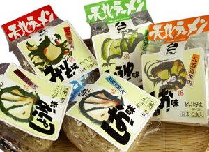 日本最北の天北 ラーメン セット (全5種類、10食入り)( 麺類 ラーメン セット 詰め合わせ ギフト プレゼント お土産 グルメセット 内祝い 手土産 通販 楽天 )