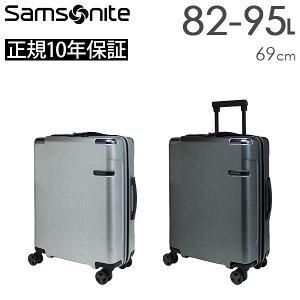【各種利用でポイント最大24倍!】 Samsonite Evoa サムソナイト エヴォア スピナー69 エキスパンダブル (DC0*004/92054) スーツケース 正規10年保証付