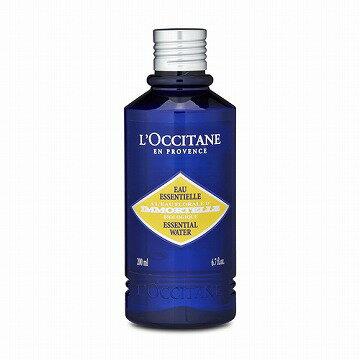 ロクシタン イモーテル エッセンシャル フェースウォーター 200ml【人気】【最安値に挑戦】【L'occitane】【化粧水】